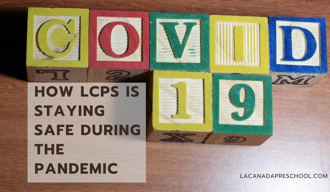 How LCPS is Staying Safe During the Pandemic